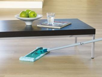 Leifheit Bodenwischer Clean Twist extra soft M im Set mit Eimer Bild 4