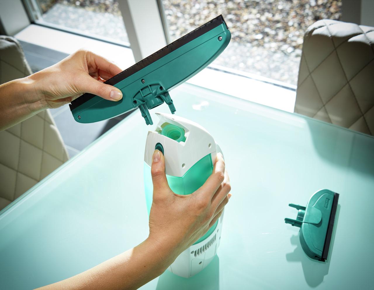 Leifheit Fenstersauger Dry & Clean inkl. schmaler Saugdüse Bild 2
