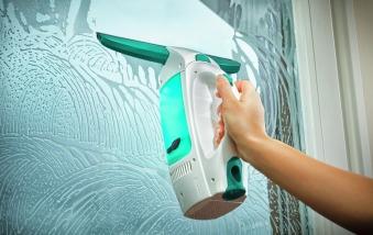 Leifheit Fenstersauger Dry & Clean inkl. schmaler Saugdüse Bild 6