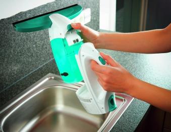 Leifheit Fenstersauger Dry & Clean inkl. schmaler Saugdüse Bild 7