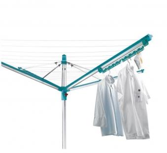 Leifheit Kleinteilehalter Easyclip Zubehör für Wäschespinne Linomatic Bild 2
