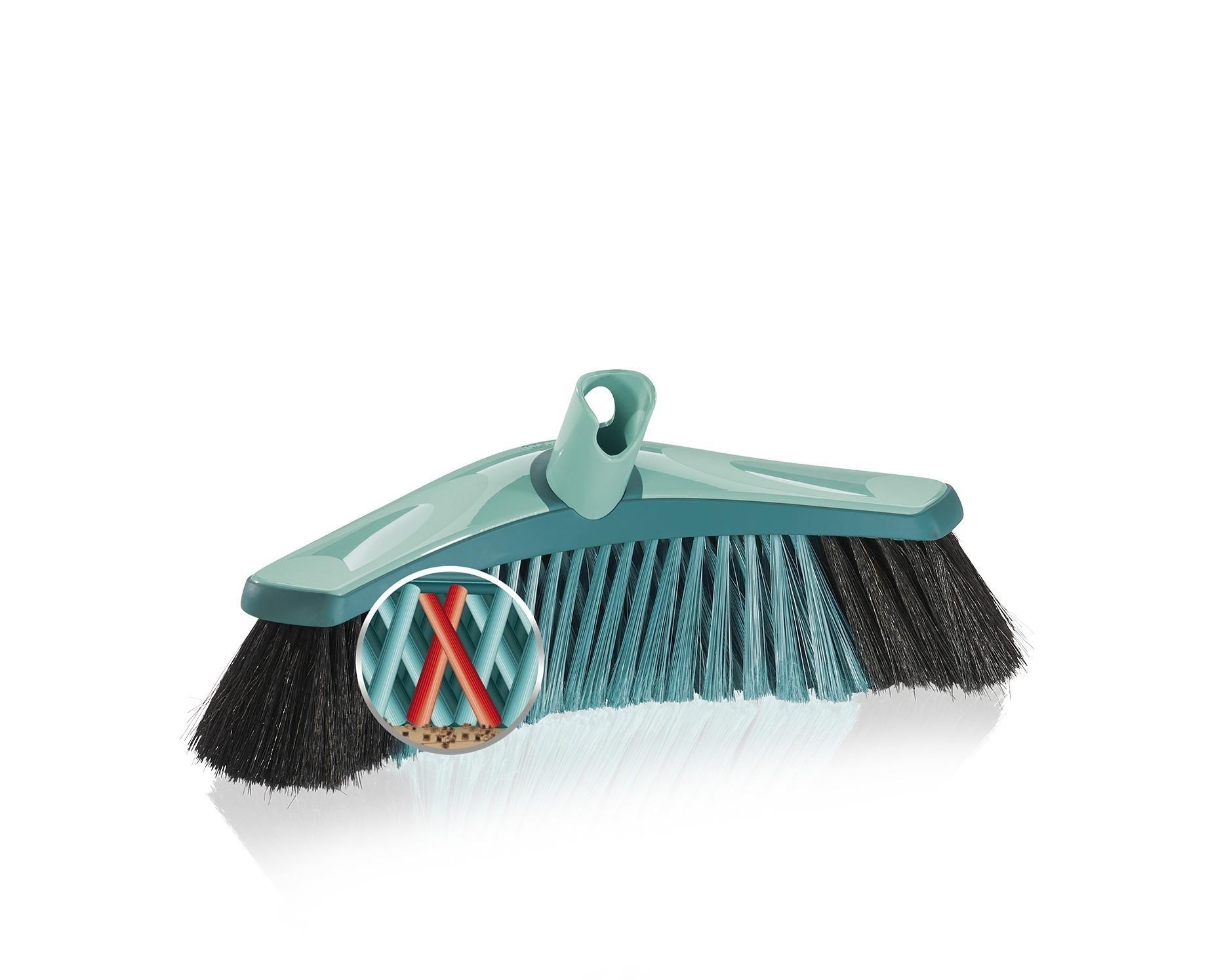 Leifheit Parkett Besen Xtra Clean Collect Plus 30 cm Bild 2