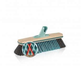 Leifheit Parkett Besen Xtra Clean Eco Plus 30 cm Bild 2