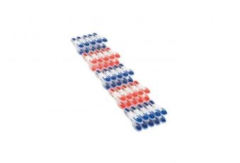 Leifheit Wäscheklammern extra soft 25 Stück Bild 1