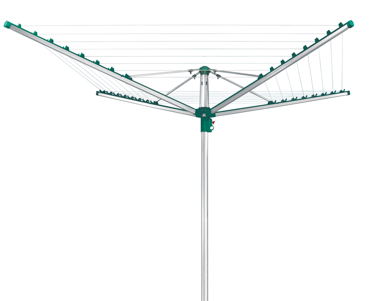 Leifheit Wäschespinne Linomatic 500 Comfort 50m Bild 1
