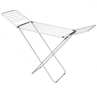 Leifheit Wäscheständer / Flügeltrockner Siena 180 Aluminium Bild 1