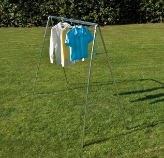 Leifheit Wäscheständer / Standtrockner AluStar 320 Bild 4