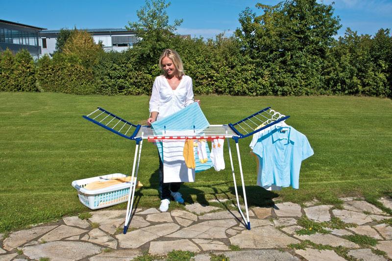 Leifheit Wäscheständer / Standtrockner Pegasus 200 Bild 4