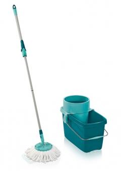 Leifheit Wischmop Clean Twist Mop im Set mit Eimer Bild 1