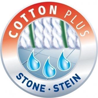 Leifheit Wischpad Picobello M cotton plus Wischbreite 27 cm Bild 2