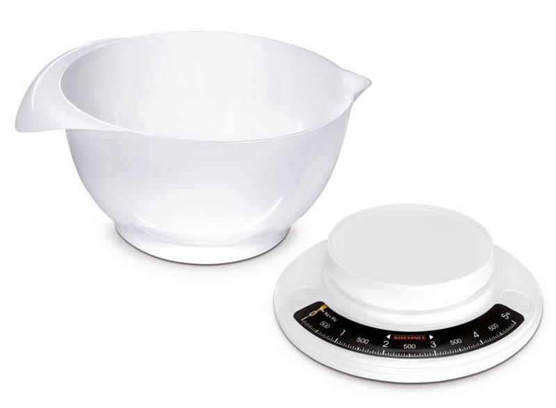 Soehnle Küchenwaage Culina Pro weiß Bild 2