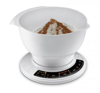 Soehnle Küchenwaage Culina Pro weiß Bild 3