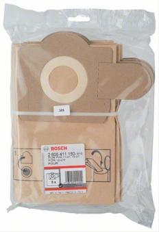 Bosch Staubsaugerbeutel für PAS 11-21 / 12-27 / 12-27F Bild 2