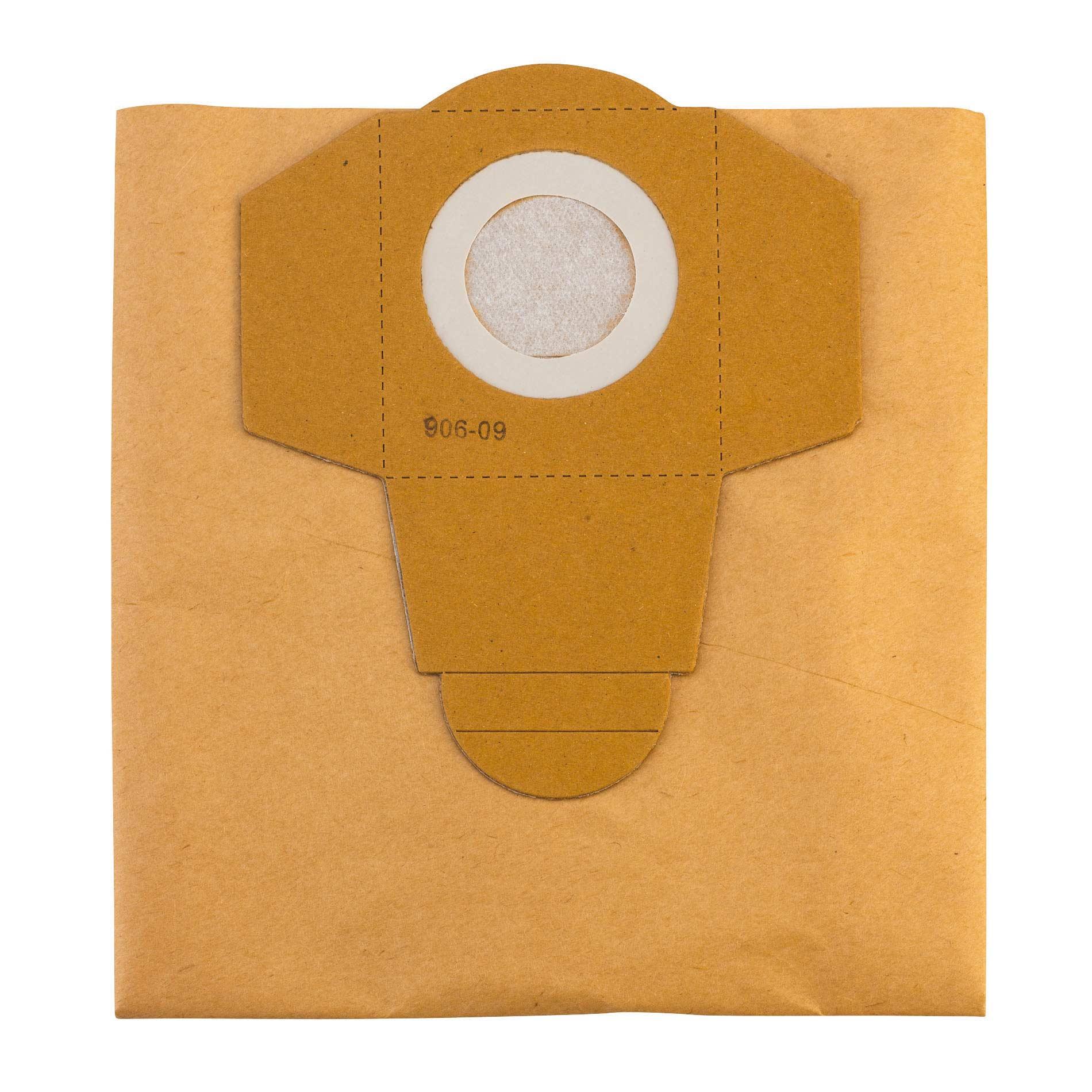 Einhell Schmutzfangsack 25Liter 5 Stück Bild 1