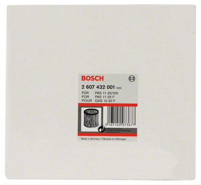 Faltenfilter für Bosch Allzwecksauger 1 Stück Bild 2