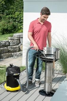 Kärcher Aschesauger / Trockensauger AD 4 Premium 600 Watt 17 Liter Bild 3