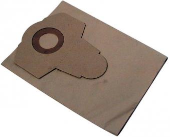 Papierfilterbeutel 5 L 10 Stück für Güde Nass-/Trockensauger NTS 1200 Bild 1