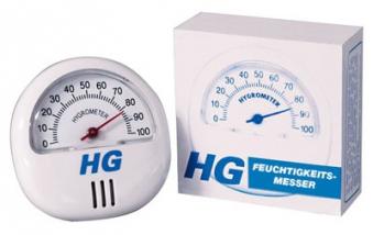 HG Feuchtigkeitsmesser Hygrometer Bild 1