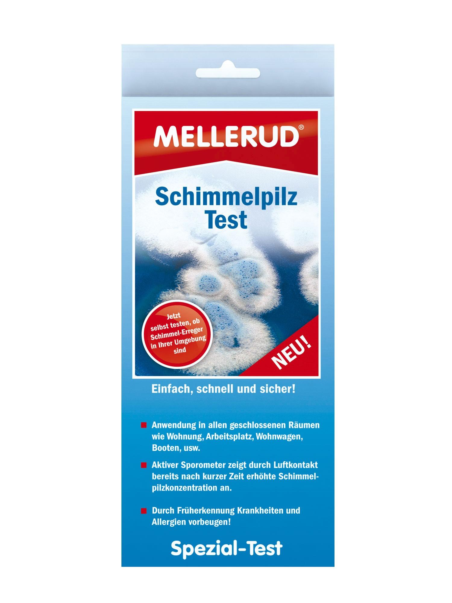 MELLERUD Schimmelpilz Test Bild 1