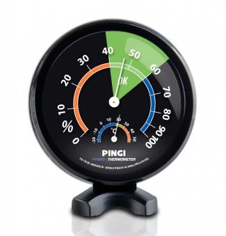 Thermometer / Hygrometer Pingi PHC-150 Bild 1