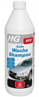 HG Auto Wachs Shampoo 1 Liter Bild 1