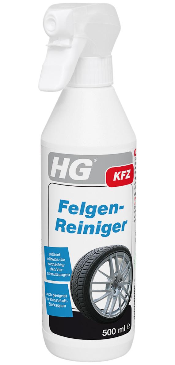 HG Felgen-Reiniger 500ml Bild 1