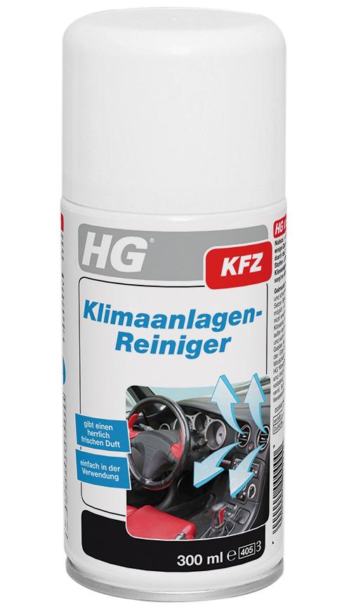 HG Klimaanlagen-Reiniger 300ml Bild 1