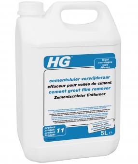 HG Zementschleier Entferner für Stein und Fliesen 5L Bild 1