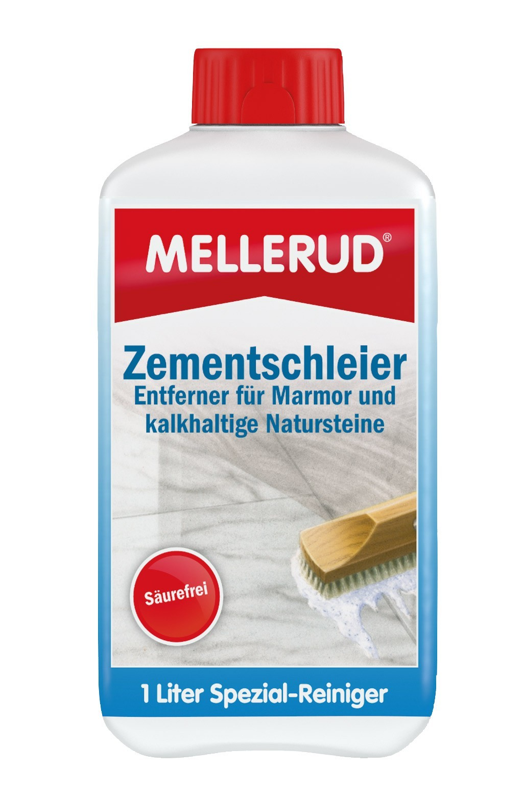 MELLERUD Zementschleier Entferner für Marmor u. Naturstein 1,0 Liter Bild 1