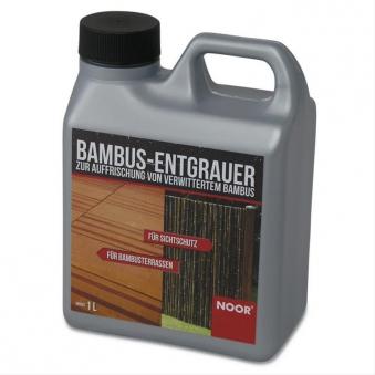 Bambus Entgrauer Noor 1L Bild 1