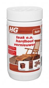 HG Renovierer für Teak und anderes Hartholz Bild 1