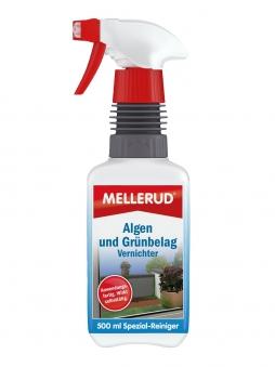 MELLERUD Algen und Grünbelag Vernichter 0,5 Liter Bild 1