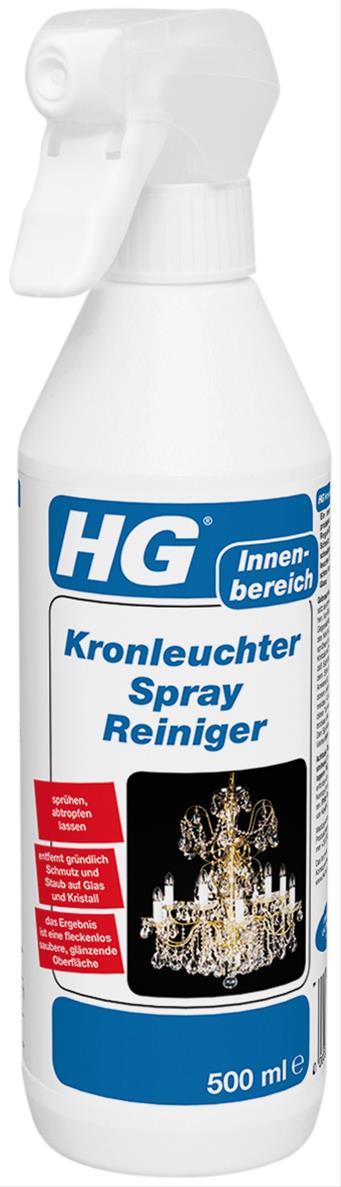 HG Kronleuchter Spray-Reiniger 500ml Bild 1