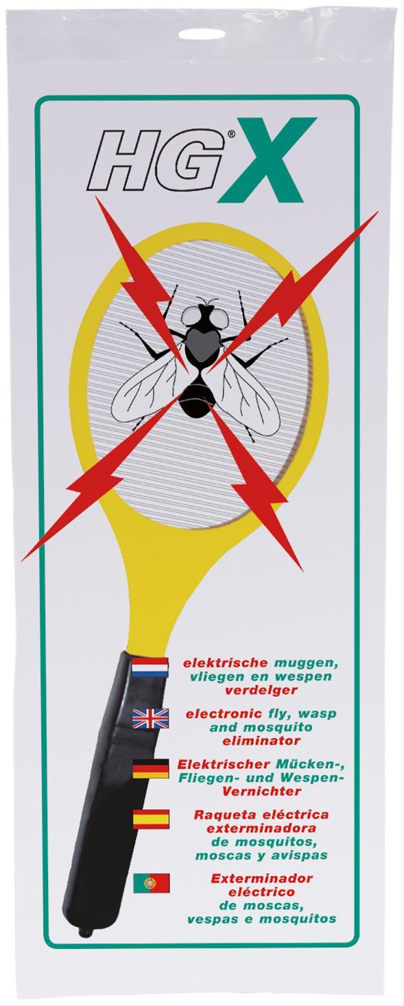 HGX elektrischer Mücken-, Fliegen- und Wespenvernichter Bild 1