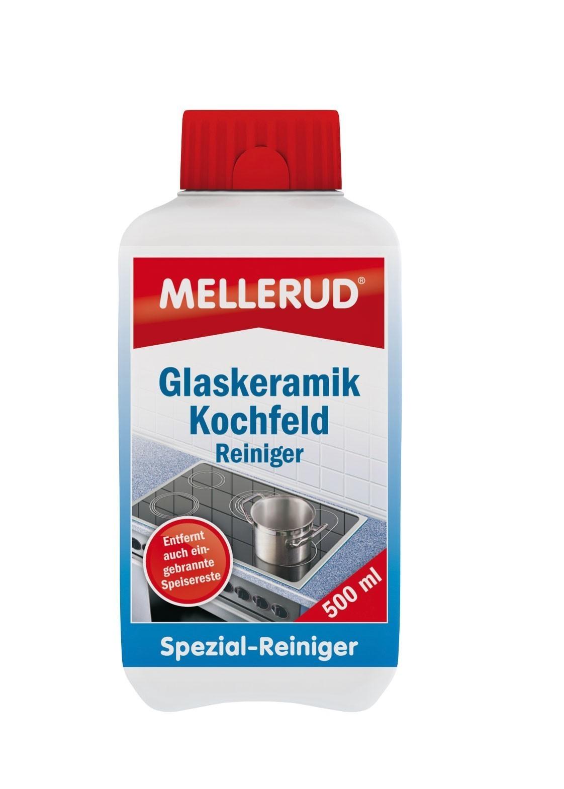 MELLERUD Glaskeramik Kochfeld Reiniger 0,5 Liter Bild 1