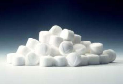 Salztabletten für Wasserenthärtung / Poolsalz / Regeneriersalz 25kg Bild 1