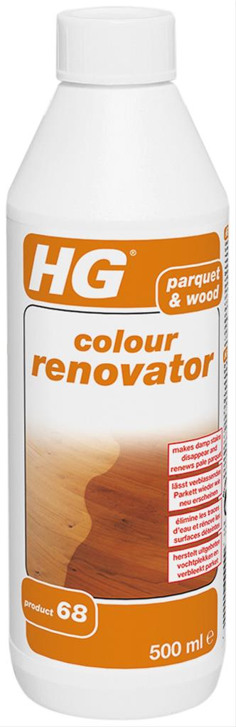 HG Parkett Colour Renovator 500 ml Bild 1