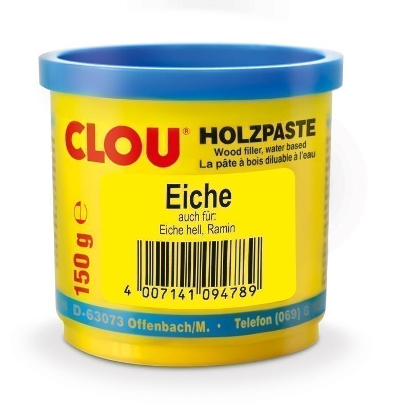 Holzpaste CLOU Eiche 150 g Bild 1