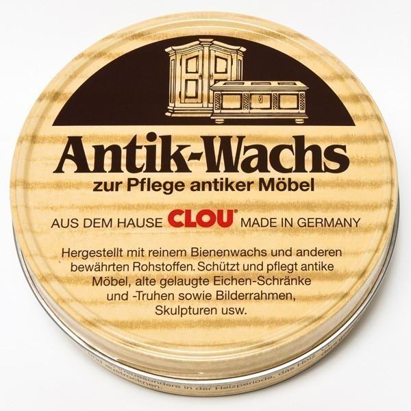 Holzwachs CLOU Antik-Wachs fest natur 200 ml Bild 1