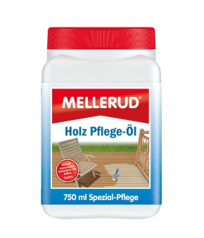 MELLERUD Holz Pflege-Öl farblos 750 ml Bild 1
