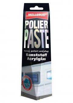 MELLERUD Polierpaste für Kunststoff, Acrylglas 150 ml Bild 1