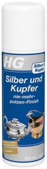 HG Silber- & Kupfer nie-mehr-putzen-Finish 200 ml Bild 1