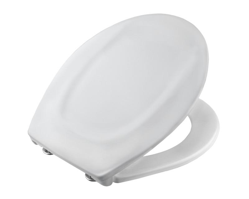 Cornat WC-Sitz / Toilettendeckel Universal Safe weiß Bild 1