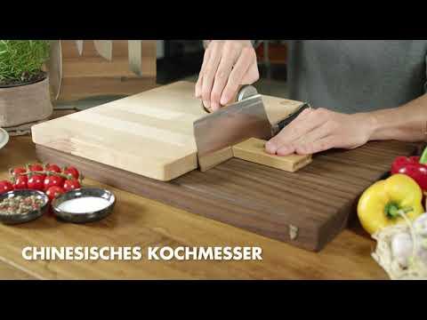 HORL Messerschärfer / Rollschleifer und Magnetschleiflehre  Nussbaum Video Screenshot 2884