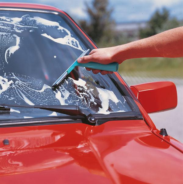 Leifheit Fenster Abzieher Powerslide 28 cm Bild 3