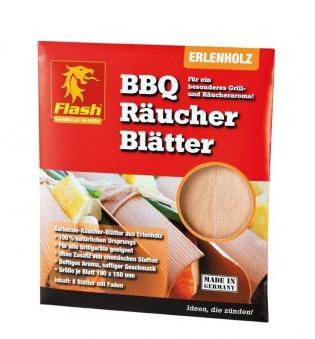 Räucher-Blätter Boomex Flash Erle 8 Stück Bild 1