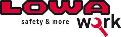 Schnürstiefel LowaLeandroWork Mid,S3,Gr.10,5,schw. Bild 2