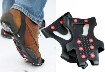 Schuhspikes Größe L / XL Bild 1