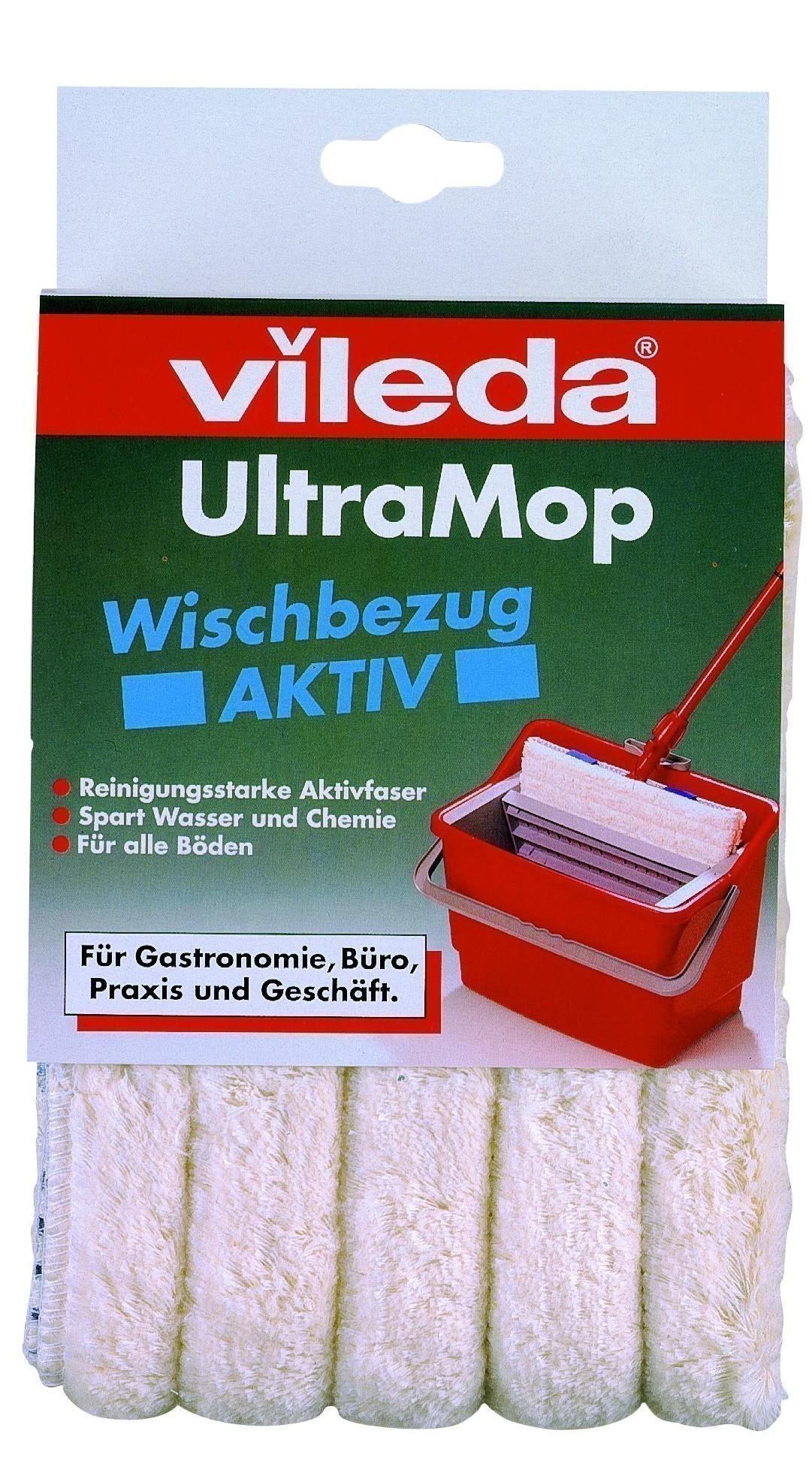 Vileda Wischbezug UltraMop Activ Bild 1