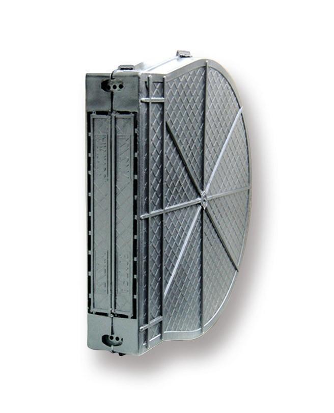 Mauerkasten für Schellenberg Maxi Rollladen System PVC LA 165mm Bild 1